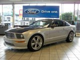 2008 Ford Mustang GT Premium Coupe Regency Glassback Data, Info and Specs