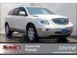 2009 White Opal Buick Enclave CXL #67012112