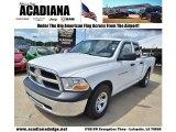 2011 Bright White Dodge Ram 1500 ST Quad Cab #67012090