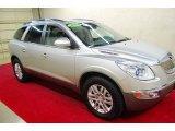 2008 Platinum Metallic Buick Enclave CX #67012068
