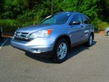 2010 Glacier Blue Metallic Honda CR-V EX #67012365