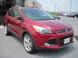 2013 Ruby Red Metallic Ford Escape Titanium 2.0L EcoBoost 4WD #67012362