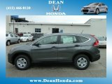 2012 Polished Metal Metallic Honda CR-V LX 4WD #67073821