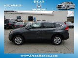 2012 Polished Metal Metallic Honda CR-V EX 4WD #67073820