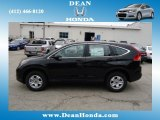 2012 Crystal Black Pearl Honda CR-V LX 4WD #67073819