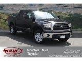 2012 Black Toyota Tundra CrewMax 4x4 #67073646