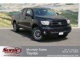 2012 Black Toyota Tundra TRD Rock Warrior Double Cab 4x4 #67073644