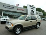 2003 Harvest Gold Metallic Ford Explorer XLT 4x4 #67073781