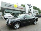 2005 Brilliant Black Crystal Pearl Chrysler 300 Touring #67073778