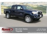 2012 Nautical Blue Metallic Toyota Tacoma V6 TRD Double Cab 4x4 #67073627