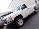 2012 Summit White Chevrolet Silverado 1500 Work Truck Regular Cab #67073727