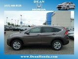 2012 Urban Titanium Metallic Honda CR-V EX-L 4WD #67073832