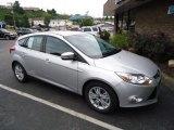 2012 Ingot Silver Metallic Ford Focus SEL 5-Door #67073699