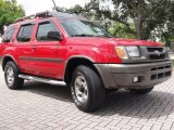 Nissan Xterra 2000 Data, Info and Specs