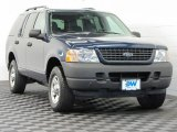 2003 Medium Wedgewood Blue Metallic Ford Explorer XLS 4x4 #67104355
