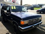 Ford Bronco 1988 Data, Info and Specs