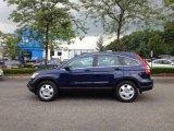 2009 Royal Blue Pearl Honda CR-V LX 4WD #67104520