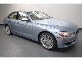 2012 Liquid Blue Metallic BMW 3 Series 328i Sedan #67104313
