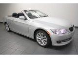 2012 Titanium Silver Metallic BMW 3 Series 328i Convertible #67104312