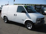 2002 Ivory White Chevrolet Astro Commercial Van #67104050
