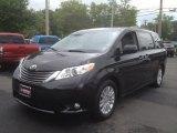 2011 Black Toyota Sienna XLE #67104497