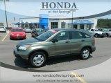 2007 Green Tea Metallic Honda CR-V LX #67104291