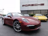 2012 Porsche New 911 Carrera Coupe