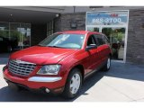 2004 Inferno Red Pearl Chrysler Pacifica  #67104486