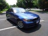 2007 Montego Blue Metallic BMW 3 Series 328i Sedan #67104461