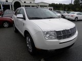 2010 White Platinum Tri-Coat Lincoln MKX AWD #67104229