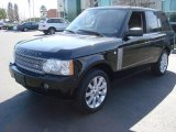 2006 Java Black Pearl Land Rover Range Rover Supercharged #6568782