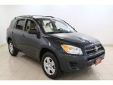 2010 Black Forest Pearl Toyota RAV4 I4 4WD #67104401
