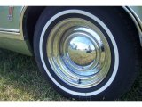 1967 Ford Galaxie 500 Convertible Wheel