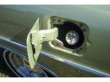 1967 Ford Galaxie 500 Convertible Gas Door