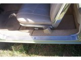 1967 Ford Galaxie 500 Convertible Door Sill