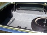 1967 Ford Galaxie 500 Convertible Trunk