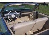 1967 Ford Galaxie 500 Convertible Dashboard