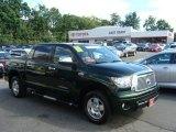2011 Spruce Green Mica Toyota Tundra Limited CrewMax 4x4 #67147065