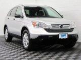 2009 Alabaster Silver Metallic Honda CR-V EX 4WD #67147409