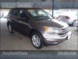 2010 Polished Metal Metallic Honda CR-V EX AWD #67147404