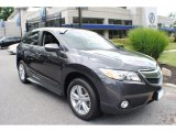 2013 Graphite Luster Metallic Acura RDX Technology AWD #67147034