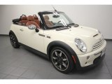 2007 Pepper White Mini Cooper S Convertible Sidewalk Edition #67147389