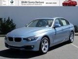 2012 Liquid Blue Metallic BMW 3 Series 328i Sedan #67146988