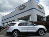 2011 Ingot Silver Metallic Ford Explorer Limited 4WD #67146961