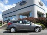 2012 Sterling Grey Metallic Ford Focus SE 5-Door #67146959
