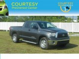2011 Magnetic Gray Metallic Toyota Tundra TRD Double Cab 4x4 #67147666