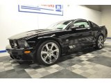 2006 Black Ford Mustang Saleen S281 Supercharged Coupe #67147661