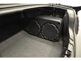 2006 Ford Mustang Saleen S281 Supercharged Coupe Audio System
