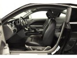 2006 Ford Mustang Saleen S281 Supercharged Coupe Dark Charcoal Interior