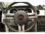 2006 Ford Mustang Saleen S281 Supercharged Coupe Steering Wheel